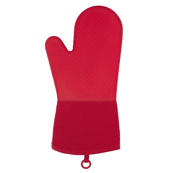OXO Good Grips Silicone Red Oven Mitt