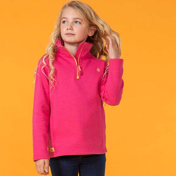 Lighthouse Fuchsia Rose Marl Robyn Sweatshirt
