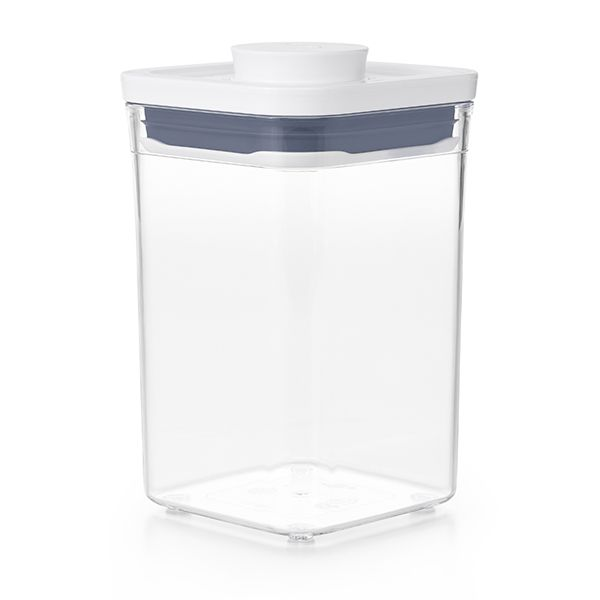 OXO Good Grips POP 2.0 Small Square Short 1L Storage Container