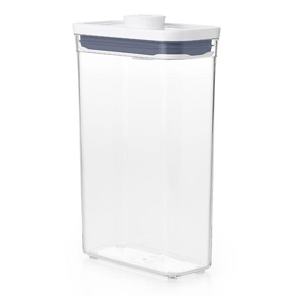 OXO Good Grips POP 2.0 Slim Rectangle Medium Storage Container