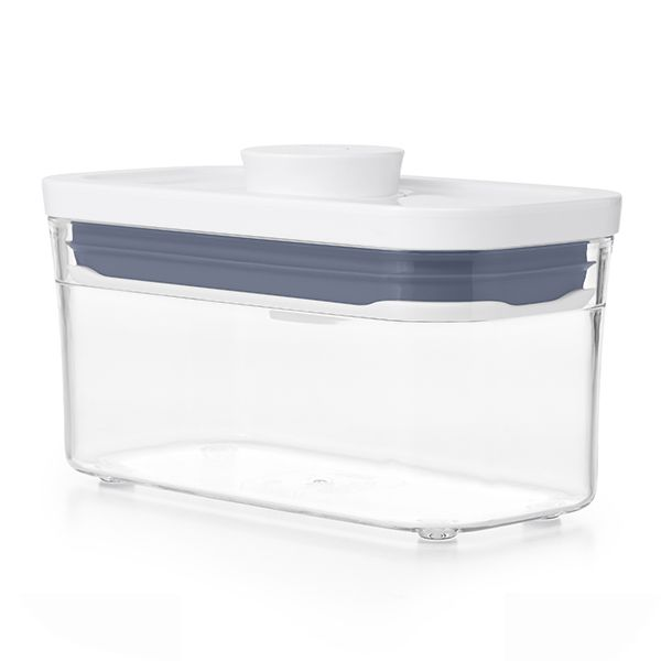 OXO Good Grips POP 2.0 Slim Rectangle Mini Storage Container