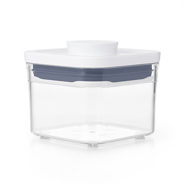 OXO Good Grips POP 2.0 Small Square Mini 0.4L Storage Container