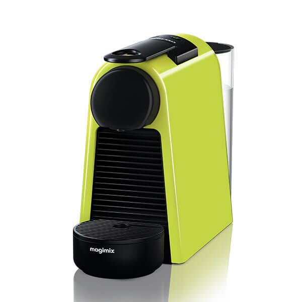 Magimix Nespresso Essenza Mini Lime Green Coffee Machine