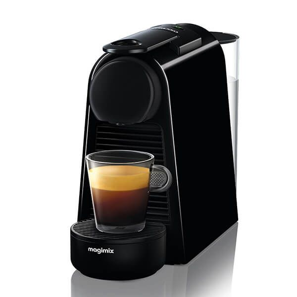 Magimix Nespresso Essenza Mini Black Coffee Machine