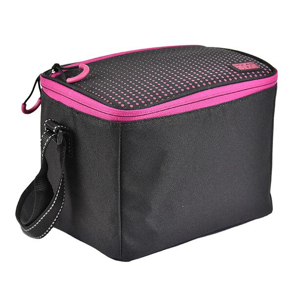 Polar Gear Active Personal Cool Bag Optic Dot Berry