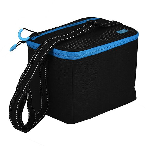 Polar Gear Active Personal Cool Bag Optic Dot Blue