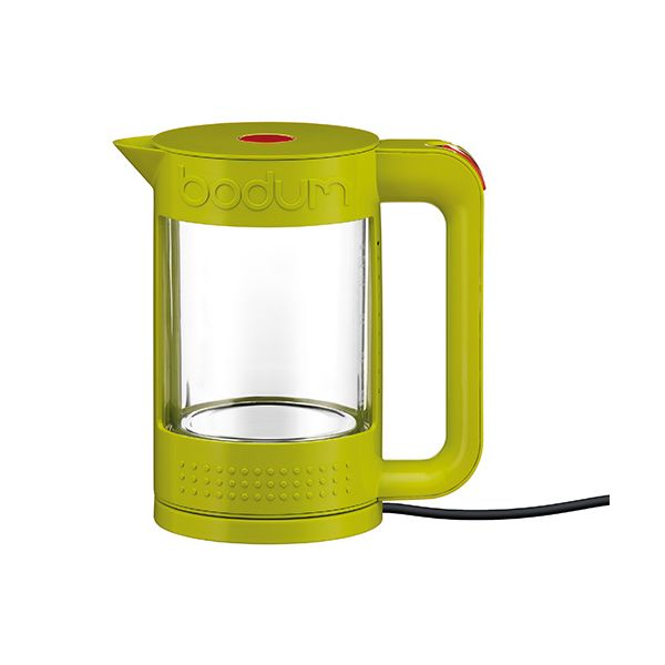 Bodum Bistro Electric Kettle Double Wall 1.1L / 37oz Lime Green