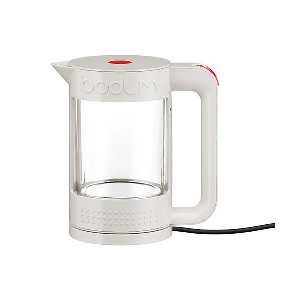 Bodum Bistro Electric Kettle Double Wall 1.1L / 37oz Off White