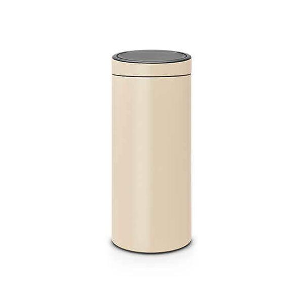 Brabantia Touch Bin 30 Litre Almond