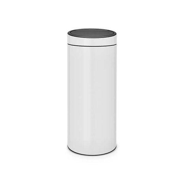 Brabantia Touch Bin 30 Litre White