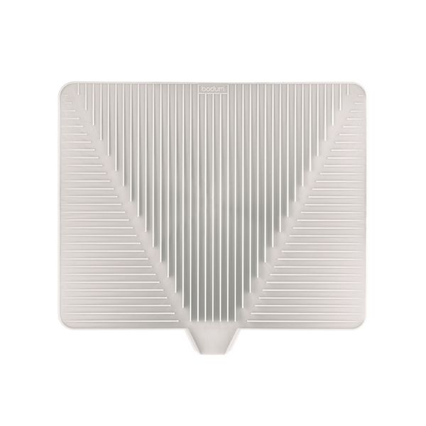 Bodum Bistro Drying Mat Off White