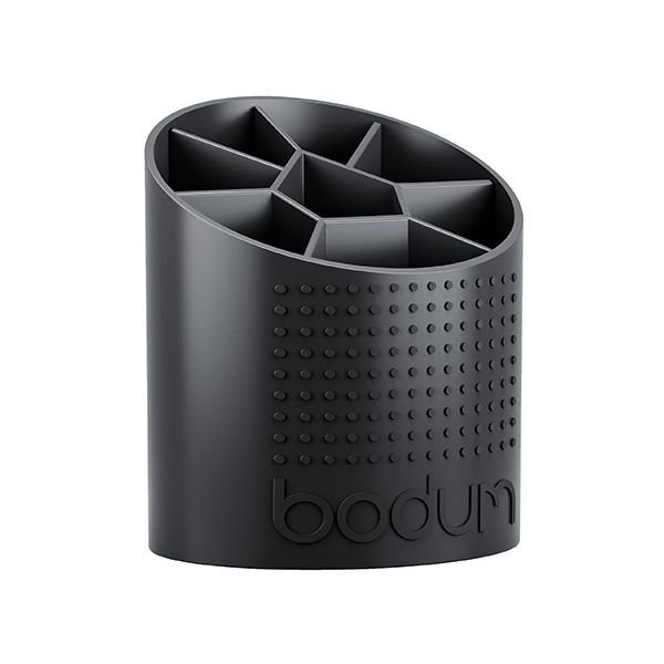 Bodum Bistro Utensil Holder Black
