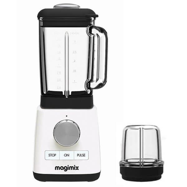 Magimix Le Blender White with FREE Gift