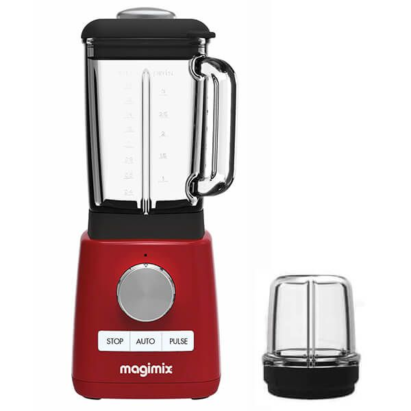 Magimix Le Blender Red with FREE Gift