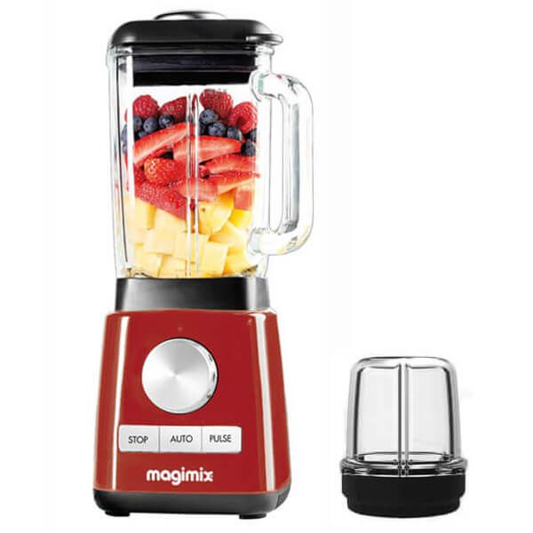 Magimix Power Blender Red with FREE Gift
