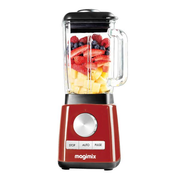 Magimix Power Blender Red