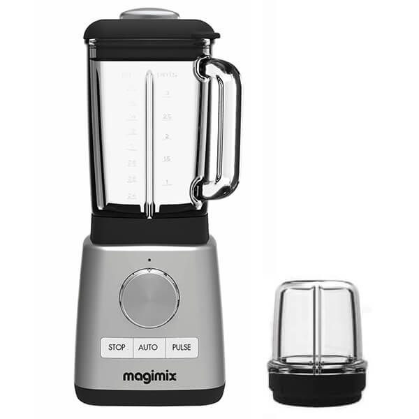 Magimix Power Blender Satin with FREE Gift
