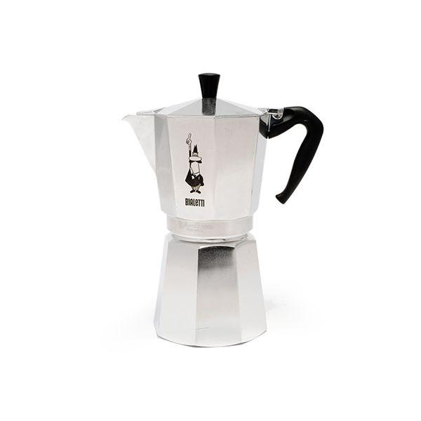 Bialetti Moka Express 9 Cup Espresso Maker