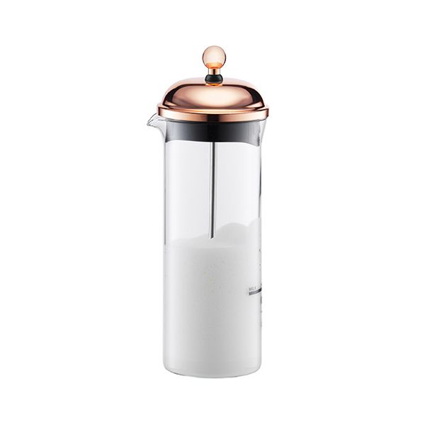Bodum Chambord Copper Finish Milk Frother
