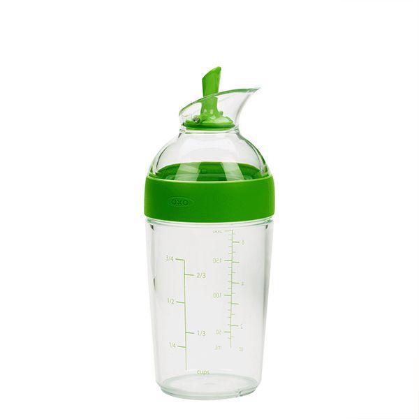 OXO Good Grips Green Little Salad Dressing Shaker