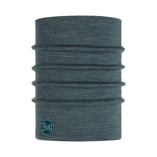Buff Heavyweight Merino Wool Ensign Blue Neckwear