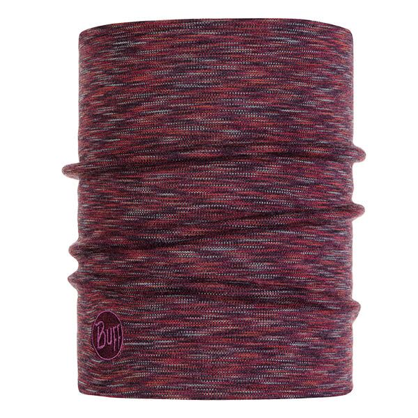 Buff Heavyweight Merino Wool Shale Grey Multi Neckwear