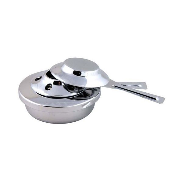 Chasseur Chromed Steel Fondue Burner