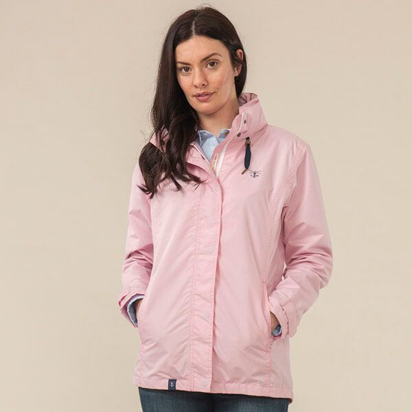 Lighthouse Rose Pink Beachcomber Jacket