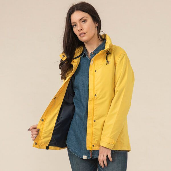 Lighthouse Soft Sun Beachcomber Jacket