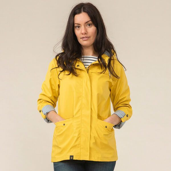 Lighthouse Soft Sun Short Bowline Jacket