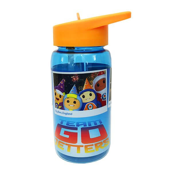 CBeebies Go Jetters 450ml Tritan Drinks Bottle