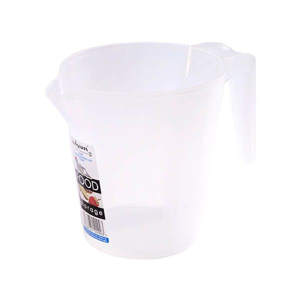 Wham Cuisine 1L Clear Measuring Jug