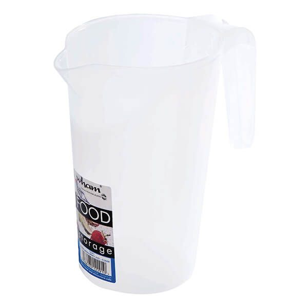 Wham Cuisine 2L Clear Measuring Jug