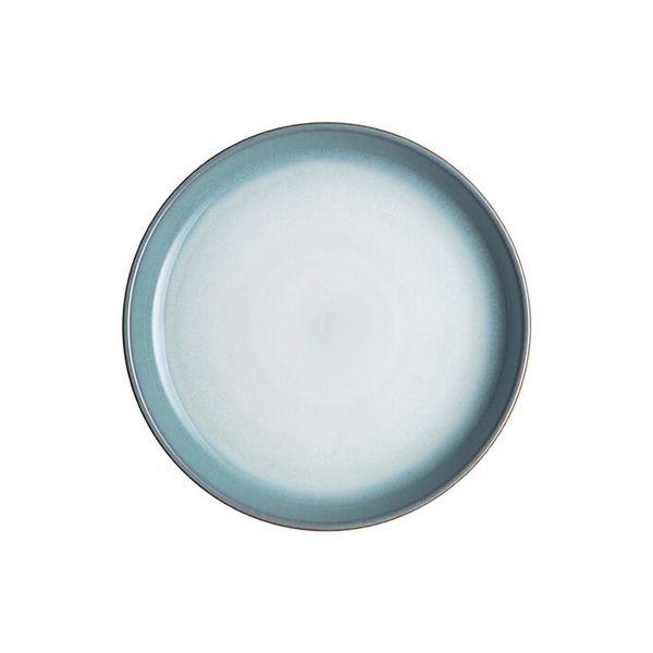 Denby Azure Haze Small Coupe Plate
