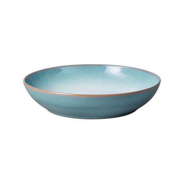 Denby Azure Haze Pasta Bowl