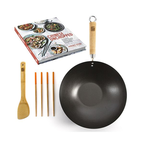 School Of Wok Gift Set