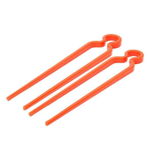 School Of Wok Set Of 2 Training Chopsticks
