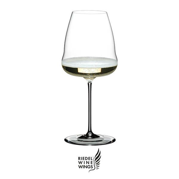 Riedel Winewings Champagne Wine Glass