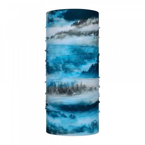 Buff Original Hollow Blue Neckwear