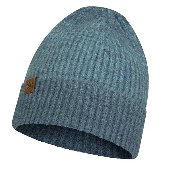 Buff Marin Denim Knitted Hat