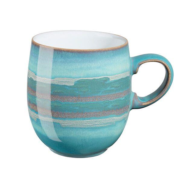 Denby Azure Coast Large Mug