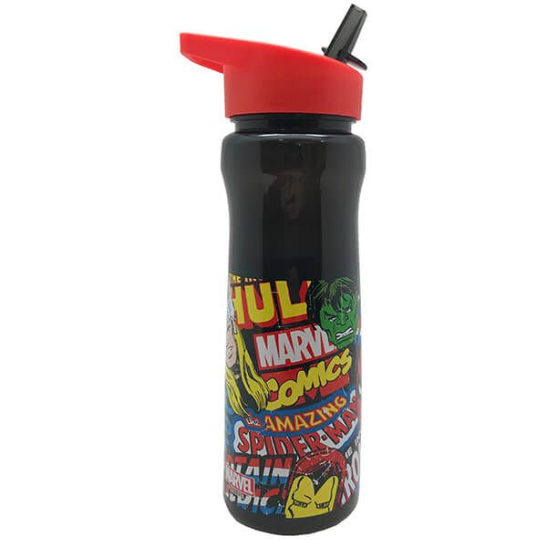 Marvel Comics 600ml Drinks Bottle