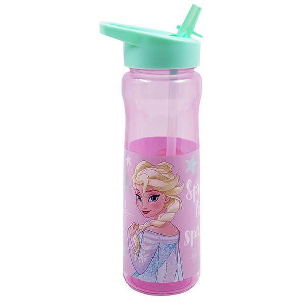 Disney Frozen Shimmer 600ml Drinks Bottle
