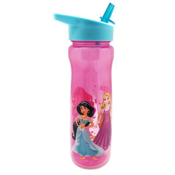 Disney Princess Sparkly 600ml Sports Bottle