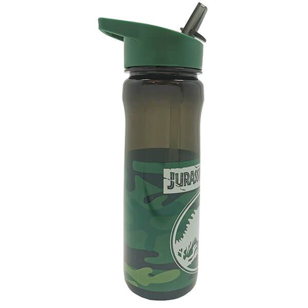 Jurassic World Camo 600ml Sports Bottle