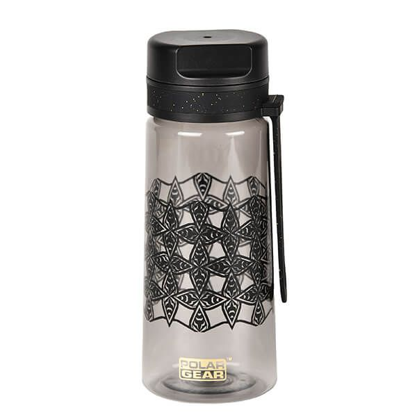 Polar Gear Monochrome Tile 550ml Tritan Drinks Bottle
