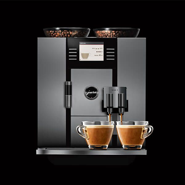 Jura GIGA 5 Aluminium Coffee Machine