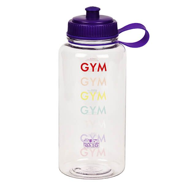 Polar Gear Colour Pop Rainbow 1 Litre Gym Drinks Bottle