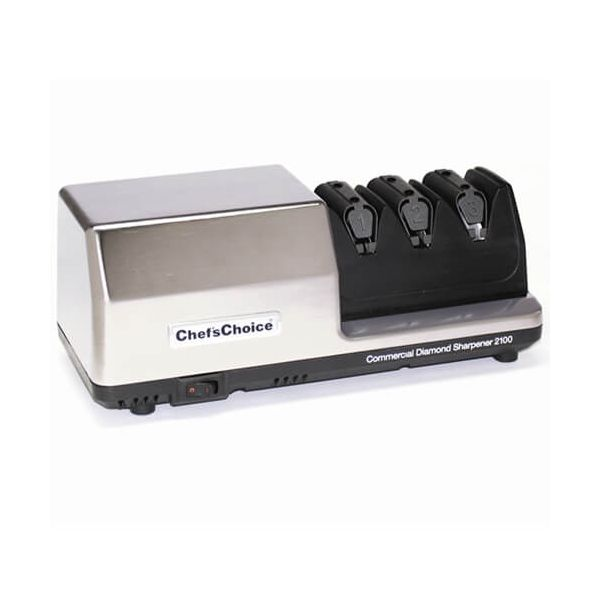 Chef's Choice 2100 Commercial Diamond Hone Electric Sharpener