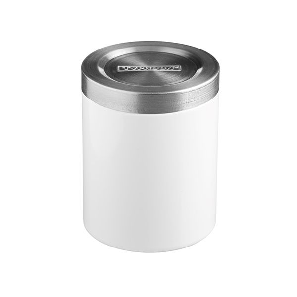 Typhoon Hudson White 13cm Stacking Storage Canister